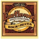 Акустические cтруны Ernie Ball Earthwood Rock & Blues P02008
