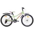 "Велосипед Aist Rosy Junior 1.0 24"" зелёный"