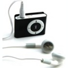 MP3-плеер Maxstart MS-MP307E, Black